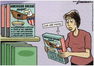 American_Dream_Just_add_money